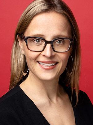 Photo of Margot Brandenburg