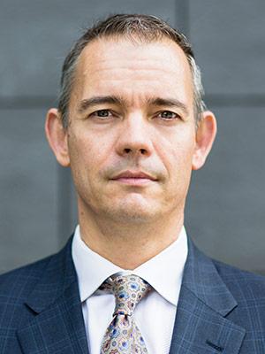 Photo of Michael Jantzi